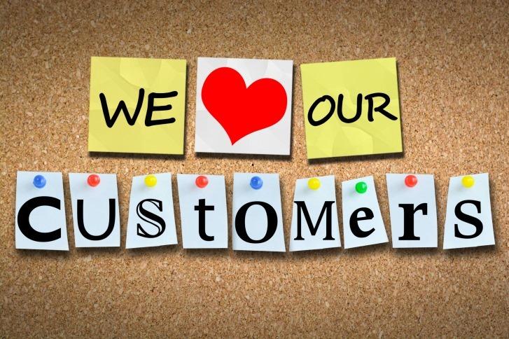 Customer Appreciation Meal - June 13th