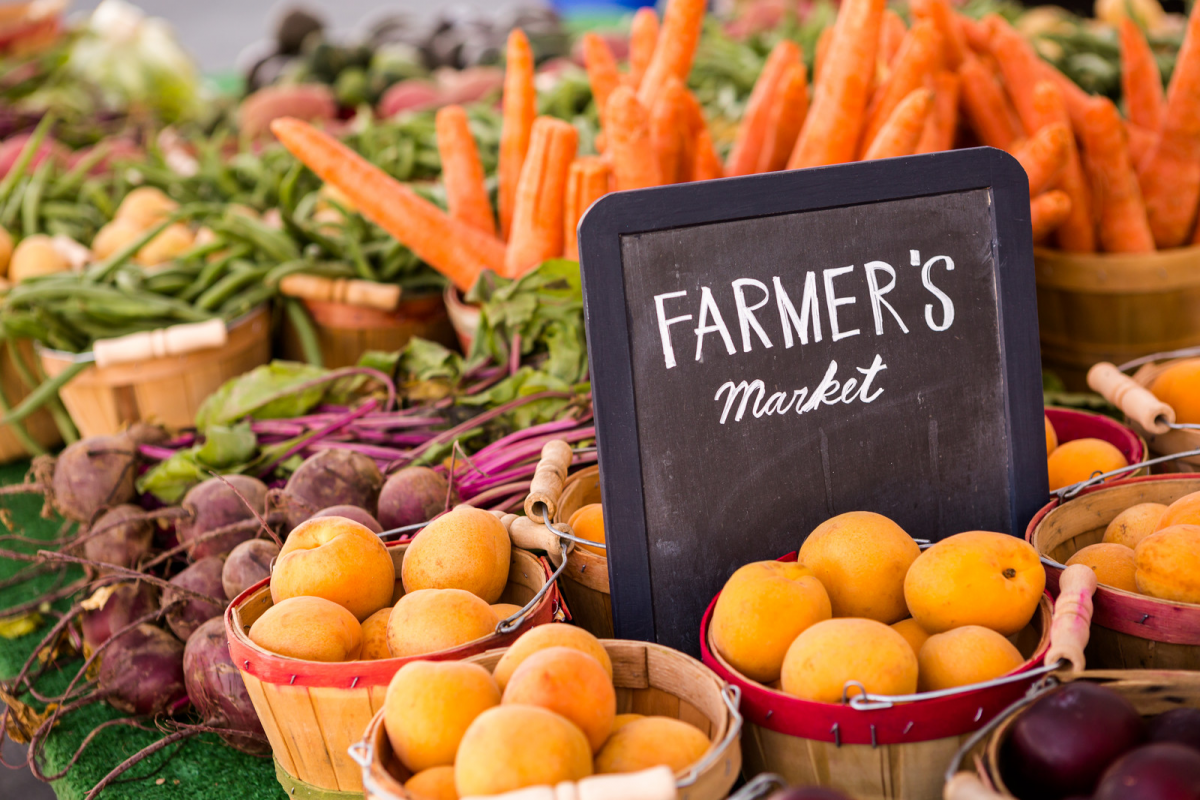 Farmers' Market - Tuesdays 4:00-6:00