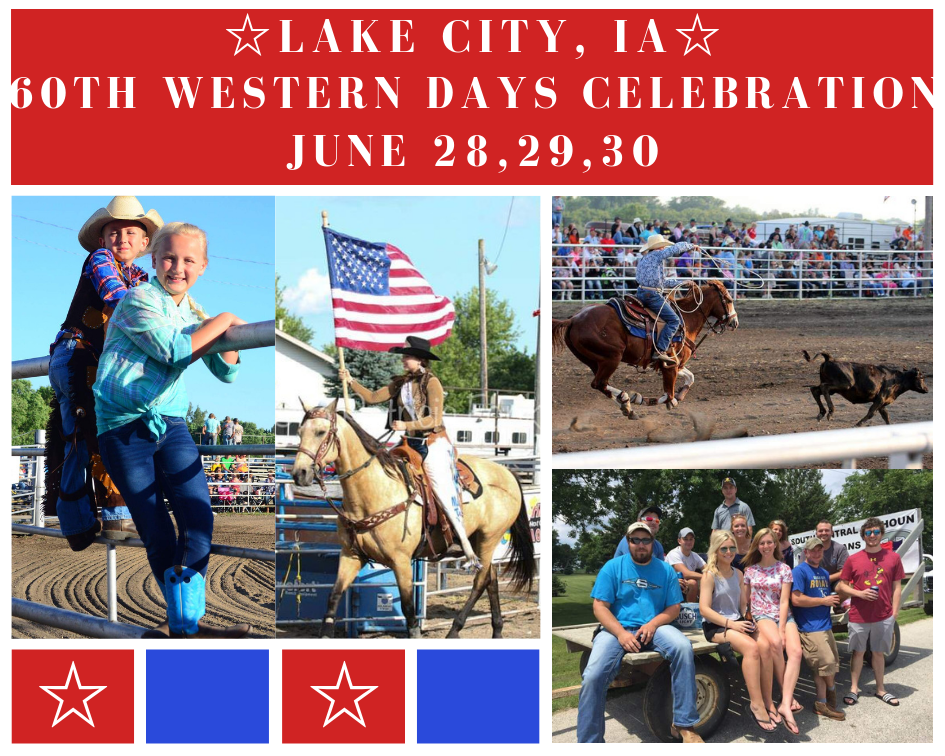 60th Western Days Celebration - June 28, 29, 30